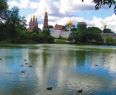Московские кряквы раскрывают секрет