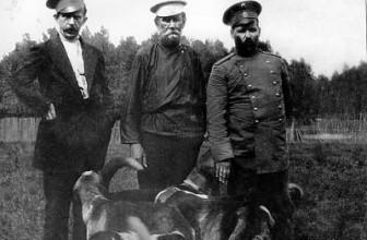 Земля здесь помнит Кишенского