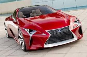 Lexus Concept LF- LC 2+2