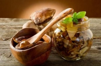 Консервирование грибов: заготовки на зиму