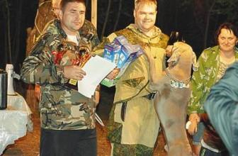 Кубок Республики Адыгея пополевой дичи — 2016