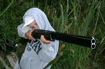 Глазами молодого охотника